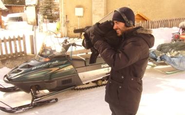 Reportage ski