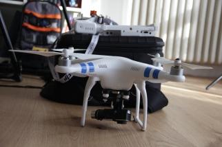 Mon drone Dji Phantom 2
