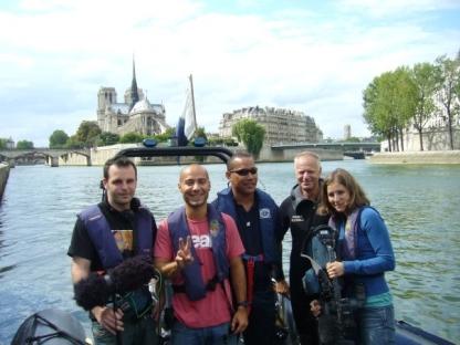 Brigade fluviale